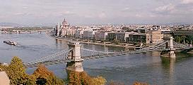 Click for blog posting (Danube River, Budapest)