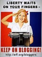 Keep on Blogging!