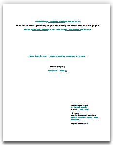 microsoft word screenplay template